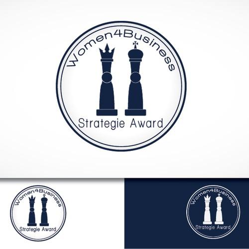 Runner-up design by WanderGD