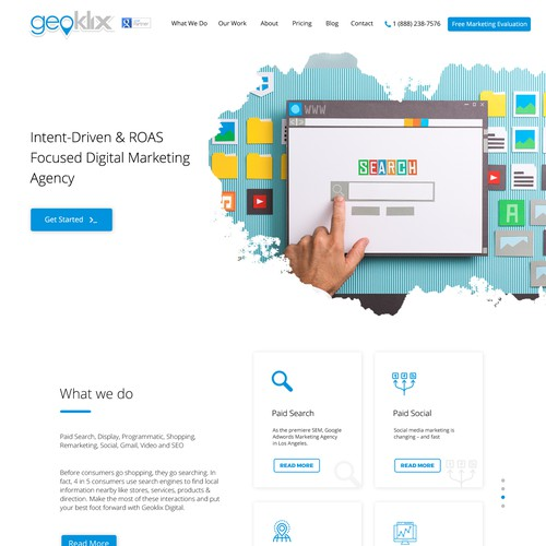 Create Intuitive Clean Website Design For A Digital Marketing Agency Google Partner Wordpress Theme Design Contest 99designs,Nordic Viking Compass Tattoo Designs