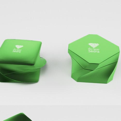 Diseño finalista de babibola