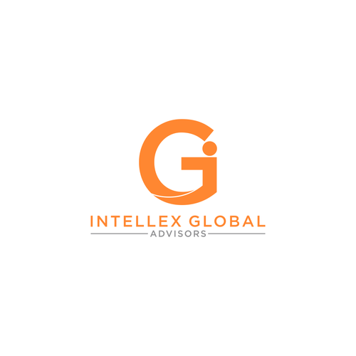 Create a professional logo for an international company for International design company