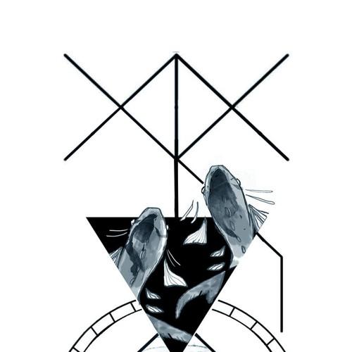 Runner-up design by P*
