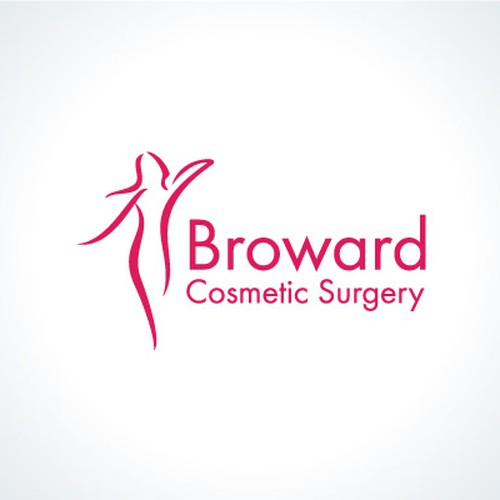 Broward cosmetic surgery logo design contest for Burowand design
