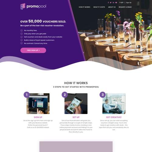 Runner-up design by designnik