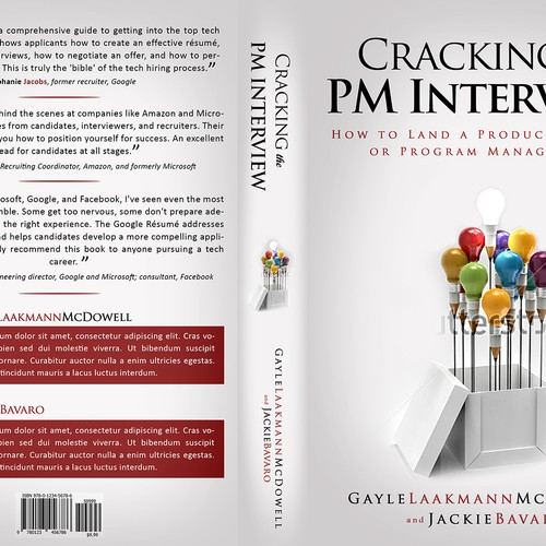 New book cover for best-selling author: Cracking the PM Interview ...