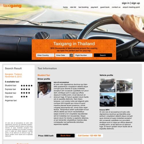 Design finalista por margauxx