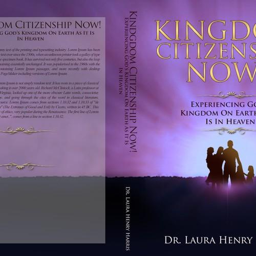 Kingdom Citizenship Now | Book cover contest