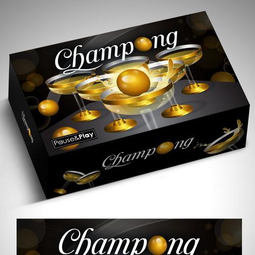Runner-up design by Stan Brand Design