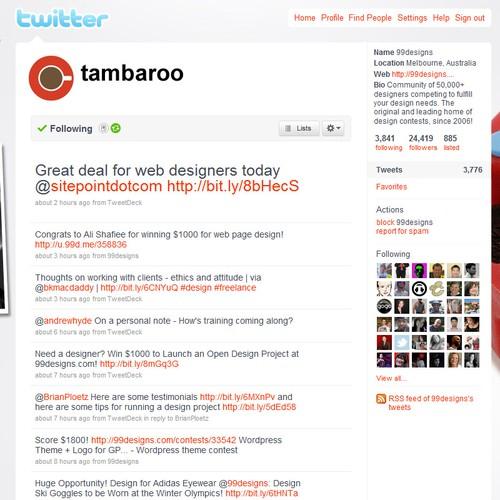 Zweitplatziertes Design von DesignCure