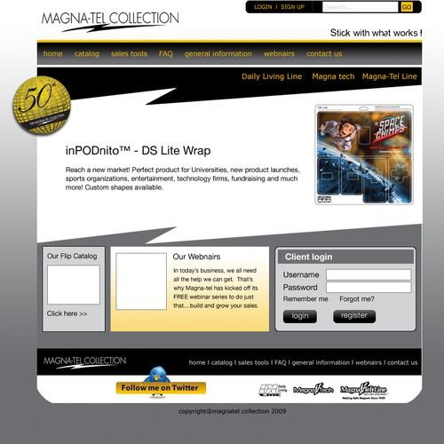 Zweitplatziertes Design von design2work