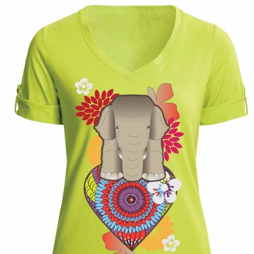 Diseño finalista de Tatjana R.