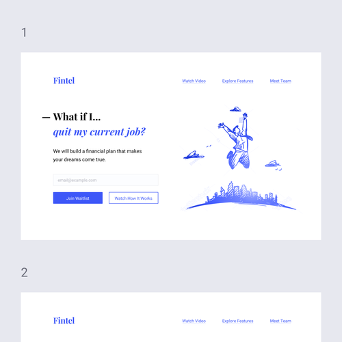 Runner-up design by apust