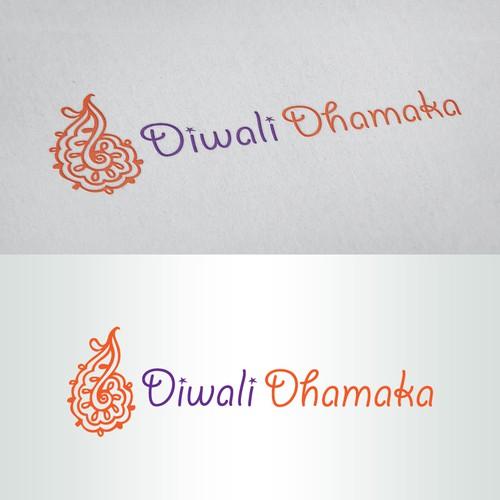 Diwali dhamaka logo
