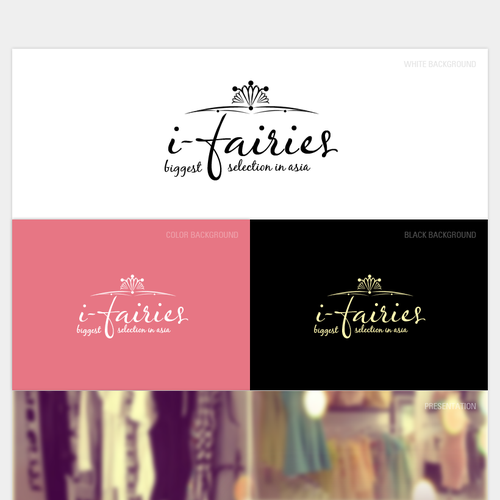 Fashion Boutique Logo Business Card Design Logo Business Card Contest 99designs