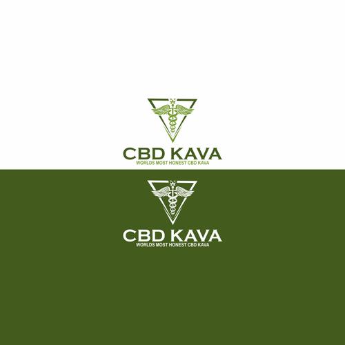 CBD KAVA logo   Logo design contest