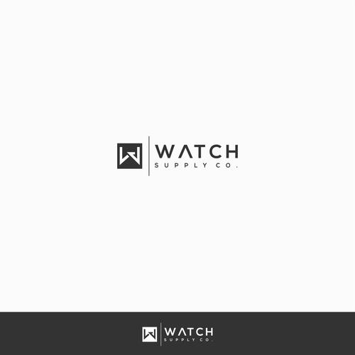Watch Supply Co  new logo! | Logo & brand identity pack contest