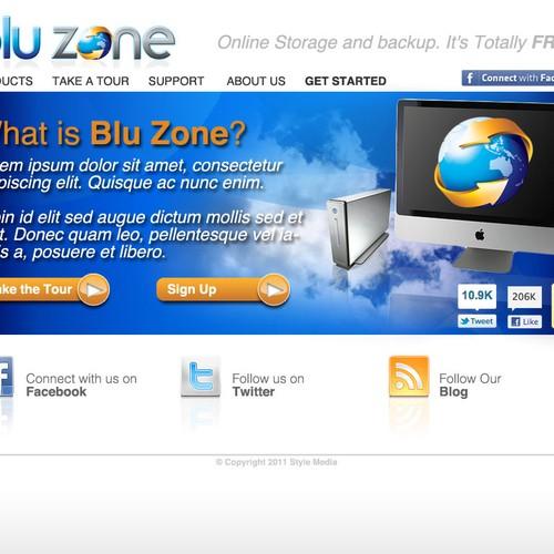 Design finalista por BluOrange