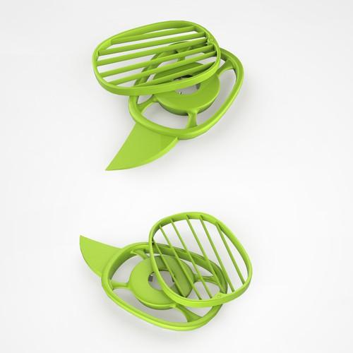 Diseño finalista de Vladimir Nikolic