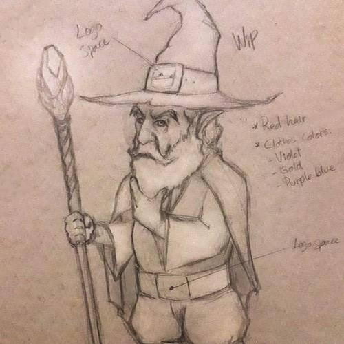 Zweitplatziertes Design von Degou Drawing