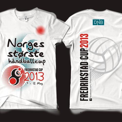 Runner-up design by A G E