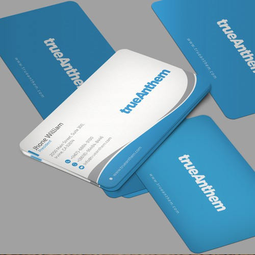 Business cards for innovative tech startup business card contest runner up design by hs designer colourmoves Choice Image