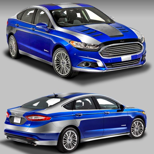 COOL AND STYLISH DESIGN FOR 2015 FORD FUSION