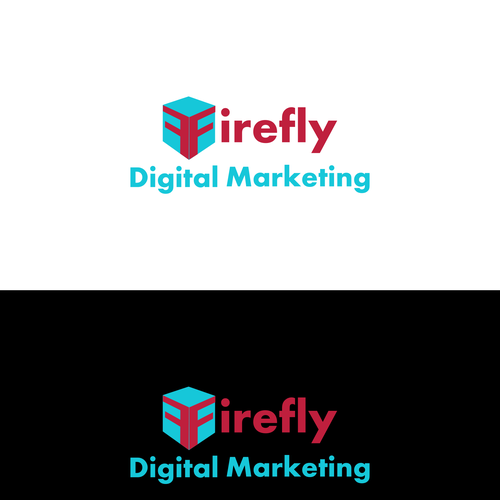 Create a winning logo for Firefly Digital Marketing agency ...