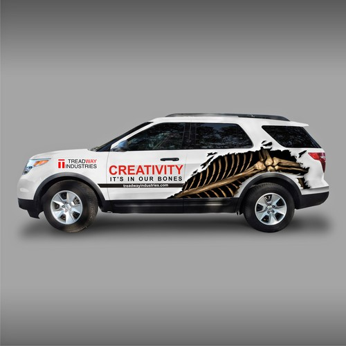 Design finalista por StudioGrafico™Wraps