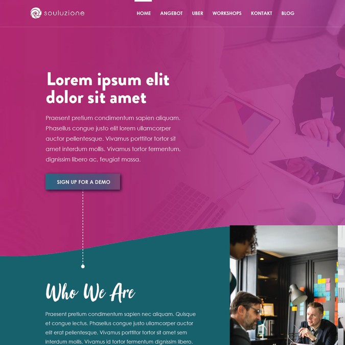 Word Press Org Webdesign For Online Marketing