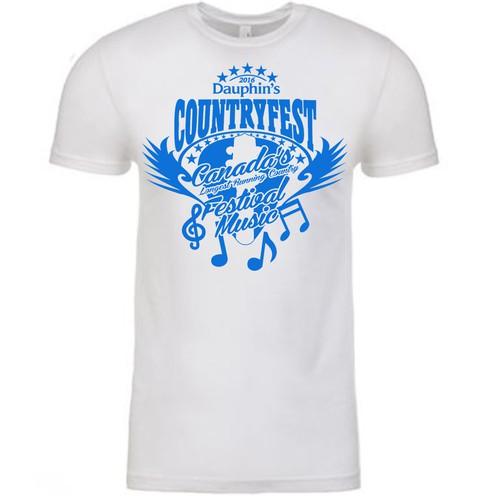 Country music festival event t shirt logo t shirt contest for T shirt design festival