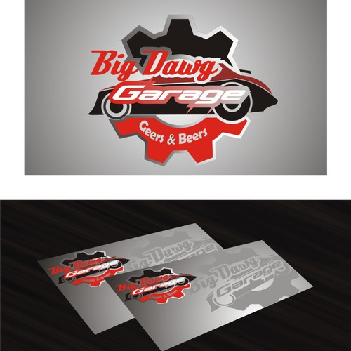 Garage Design Contest By Maserati: Big Dawg Garage Needs A New Logo