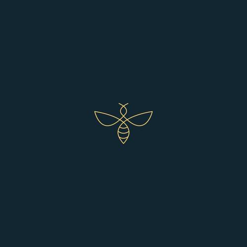 Team empowerment bee logo 🐝 Design by Mikaja