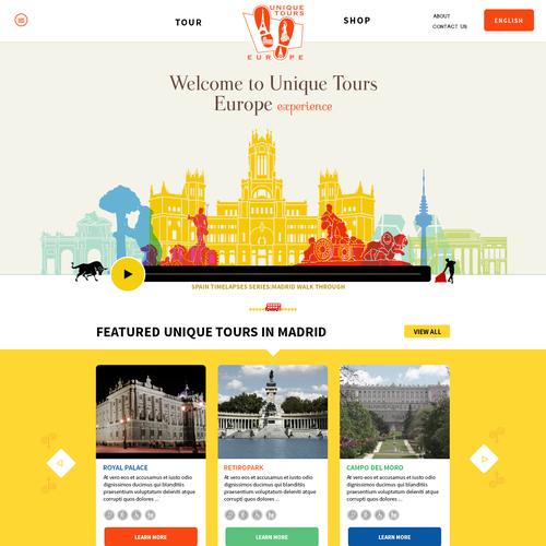 Design finalista por NagarajV