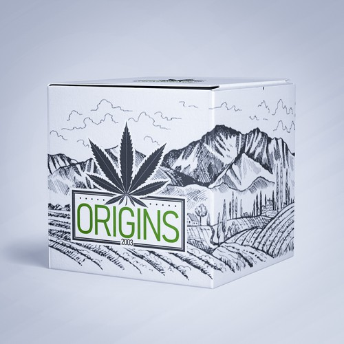 Runner-up design by Pro Packaging Design