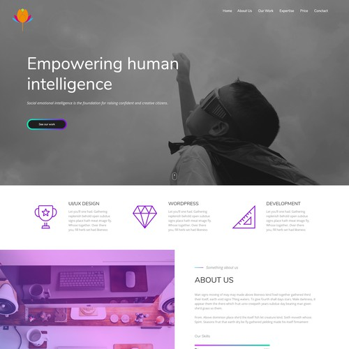 Runner-up design by LogoKing_anin ✪