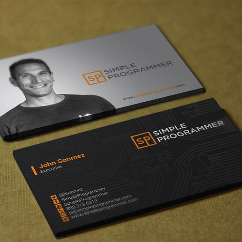 create a business card that makes people go wow business card contest
