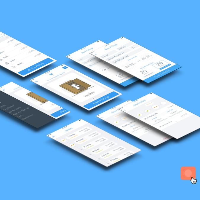 Diseño ganador de Gianluca.a
