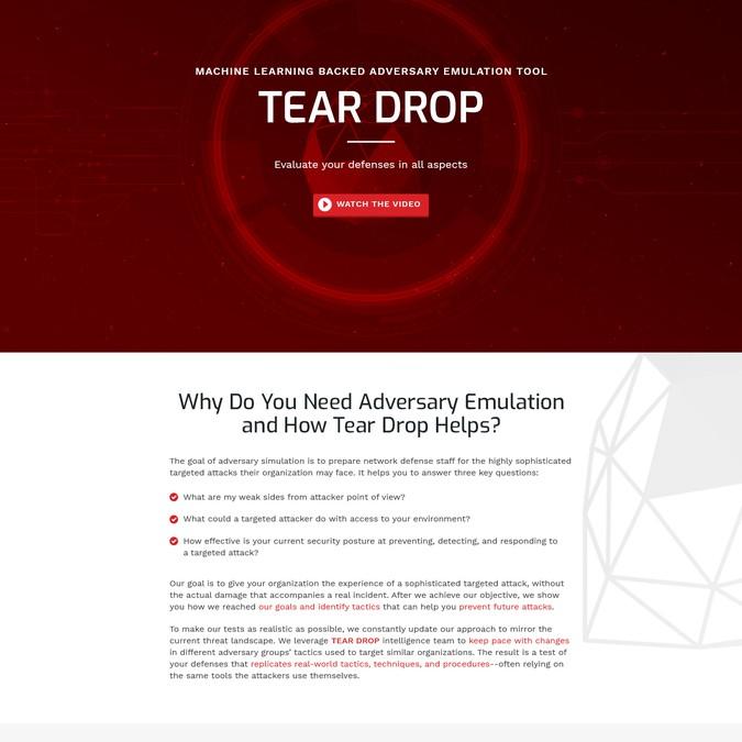 Design vencedor por AxilSolutions