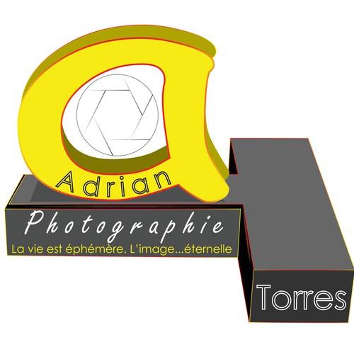 Runner-up design by Bertrand Kamdem