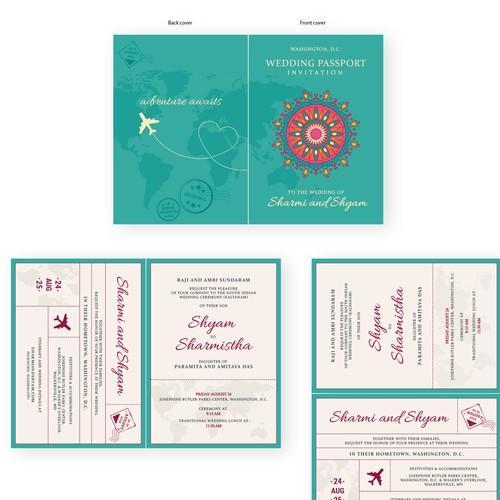 Diseño finalista de Alyona Mizina