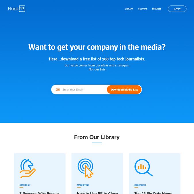 Diseño ganador de Web2byte
