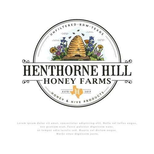 Honey Farm needs a Logo Design by Project 4