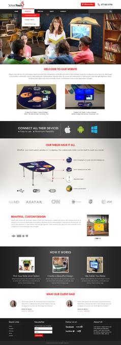 Winning design by Gowebbaby.com