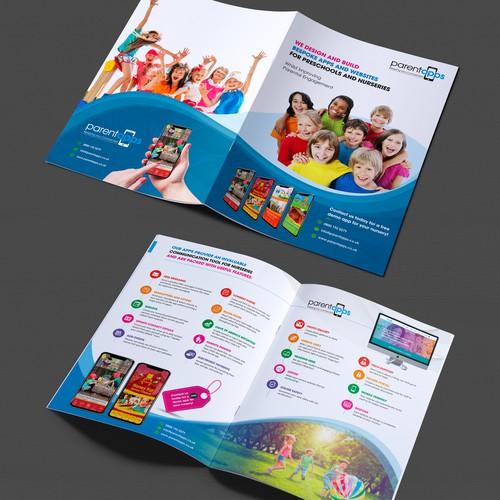 Fun Engaging Brochure Targeted To