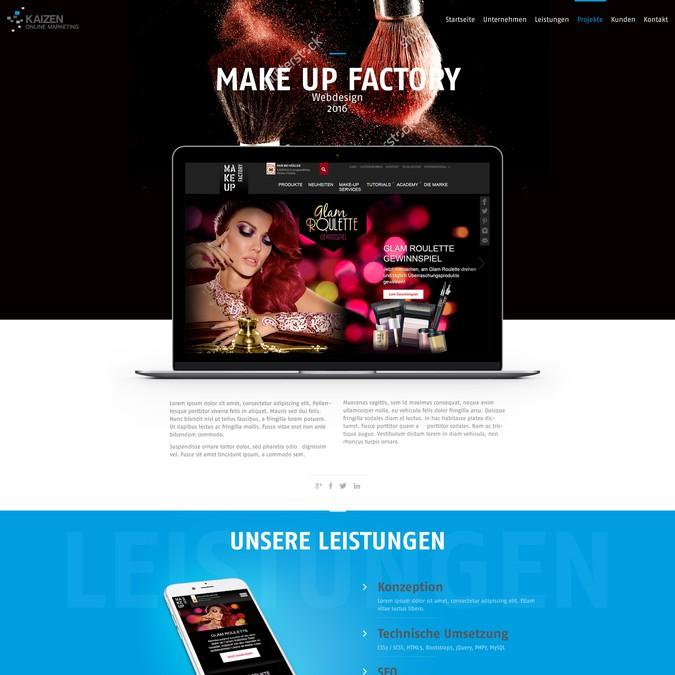 Winning design by S4D