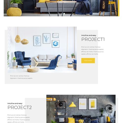 Diseño finalista de Devboys Network