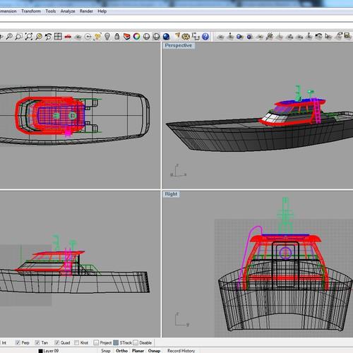 Diseño finalista de 3D Mind