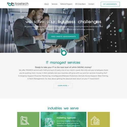Runner-up design by AlfanTech