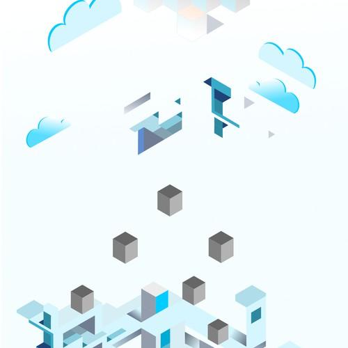 Zweitplatziertes Design von Alex Bourg