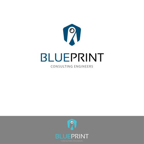 Design a logo for blueprint consulting engineers logo design contest runner up design by richardasr malvernweather Choice Image