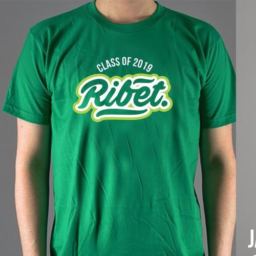 b5f9d3596 Design Ribet's Class of 2019 Shirts/Sweatshirts | T-shirt contest